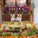A Memorable Gaur Purnima Celebration at Iskcon New Town Kolkata