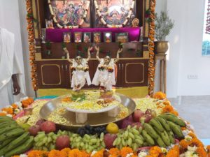 A Memorable Gaur Purnima Celebration at Iskcon New Town Kolkata