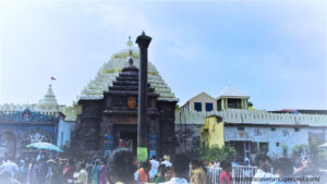 The most important places to see inside Jagannath Puri temple