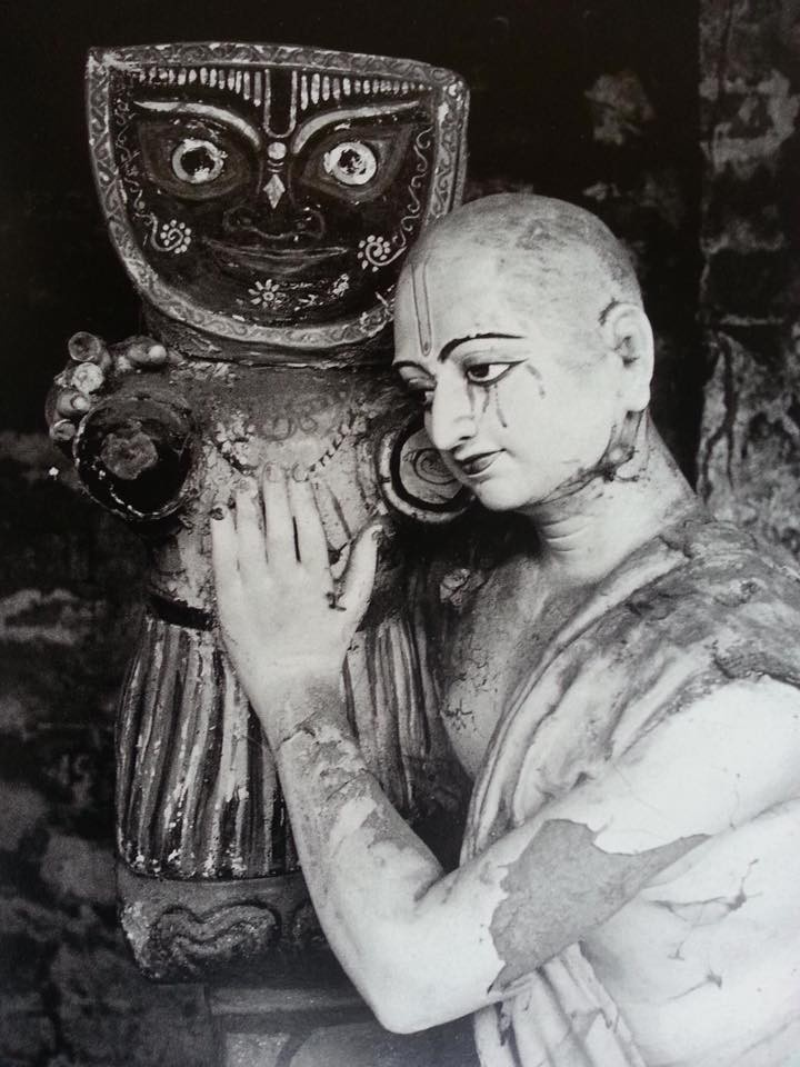 Why did Lord Jagannath's chariot stop for Salabega, his Muslim devotee?