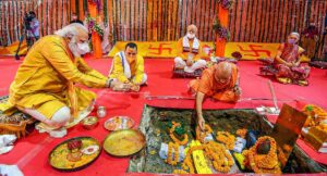 After 500 years of injustice, Lord Rama's temple to be built in Ayodhya