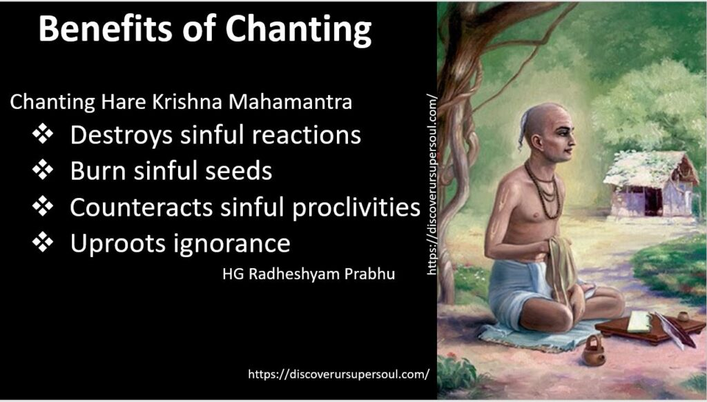 Benefits of Chanting
