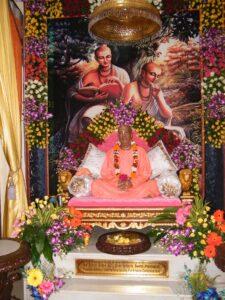 Vyasa Puja celebration of Srila Prabhupada at Iskcon Kolkata