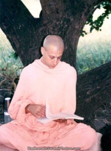 Controlling the mind with intelligence as per Vedic literatures
