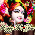How devotees of Krishna celebrate New Year?