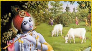 Why Krishna is called Govinda?