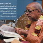 Vyasa Puja offering to Srila Prabhupada on his 125th Appearance Day
