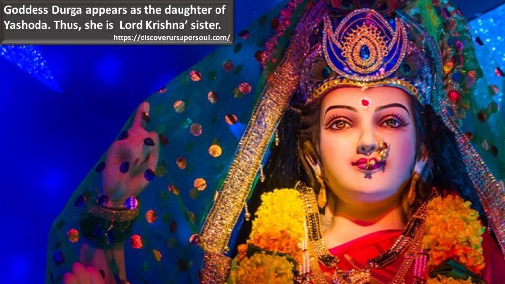 Who is Goddess Durgā?