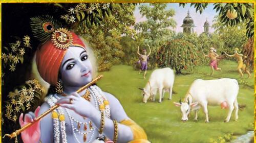 Why Krishna is called Govinda?