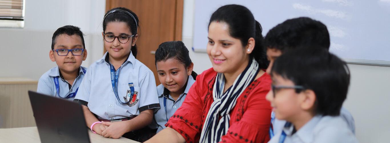 Best Schools in Indirapuram