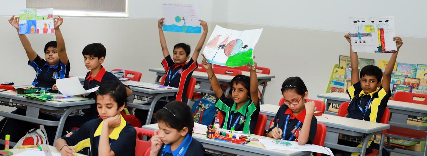 CBSE Schools in Noida