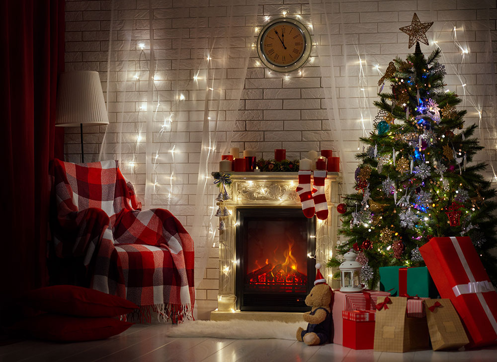 Secure your home this christmas