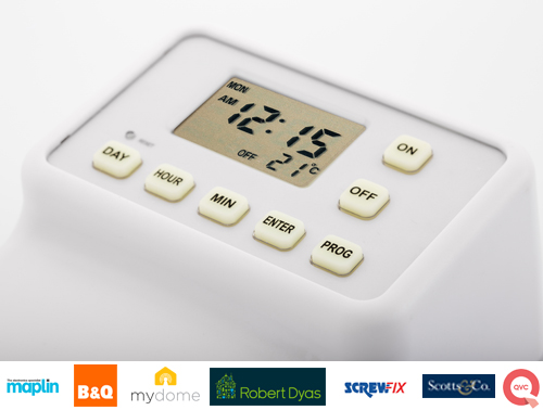 Mydome Light switch timer Stockists