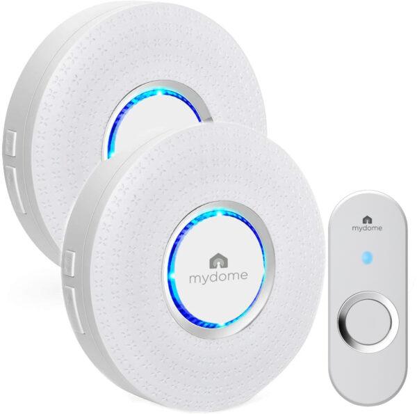 Arctic Air II doorbell wireless door bell