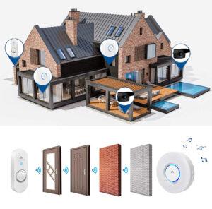 Arctic Air wireless doorbell