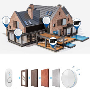 mydome wireless doorbell home security