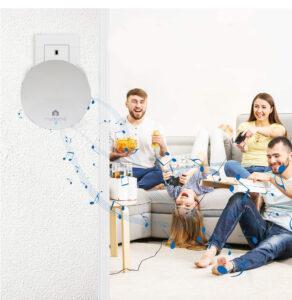 mydome wireless doorbell home security polar Aura