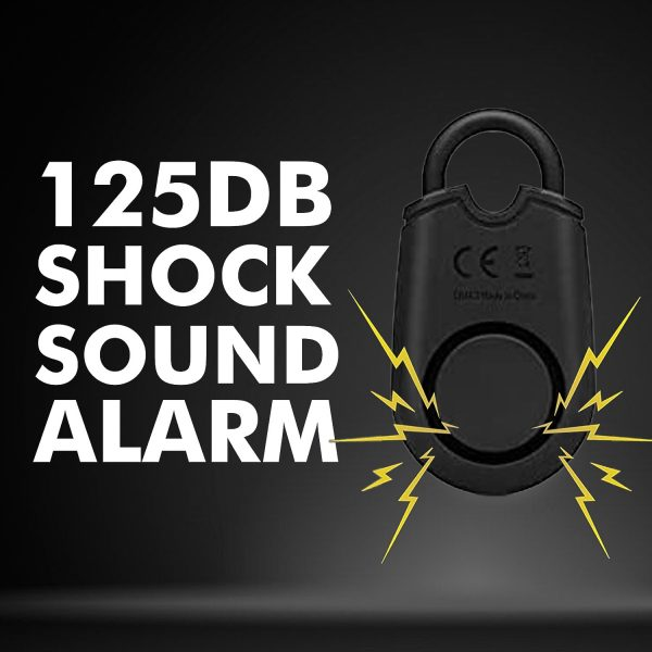personal alarm female lady women protection child safety self defence siren security safety police approved