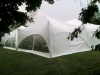 2 28x38 marquees joined together