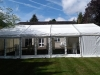 Clearspan marquee with panoramic windows