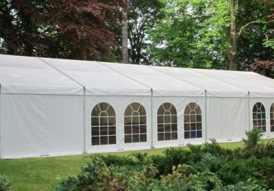 Clearspan marquees now in stock!