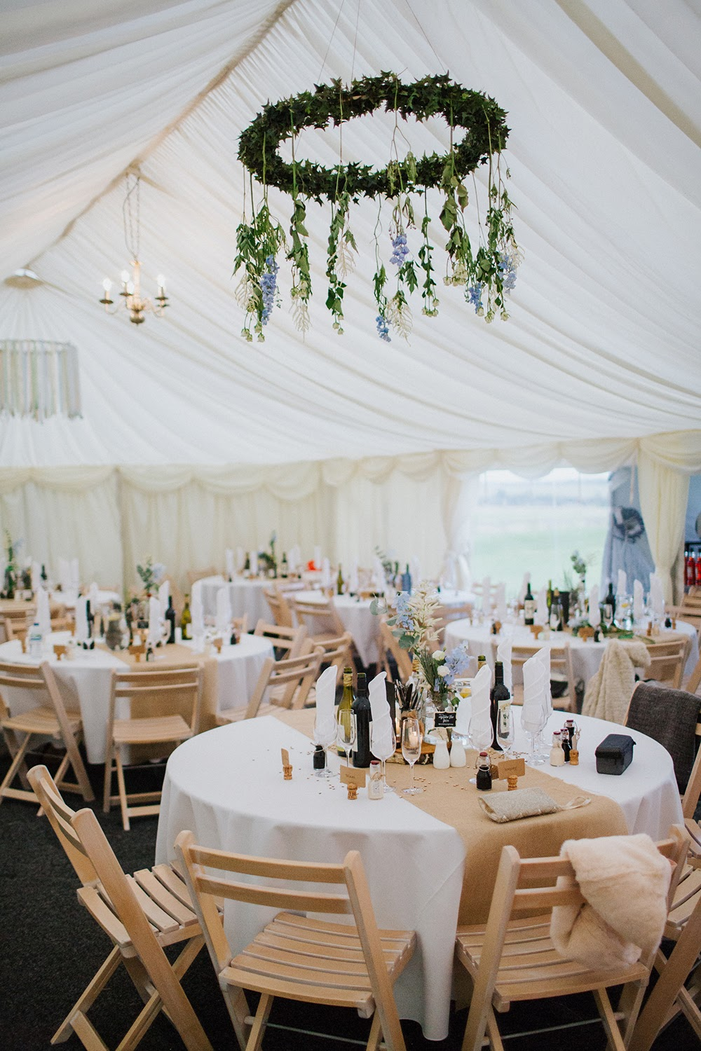 marquee for wedding