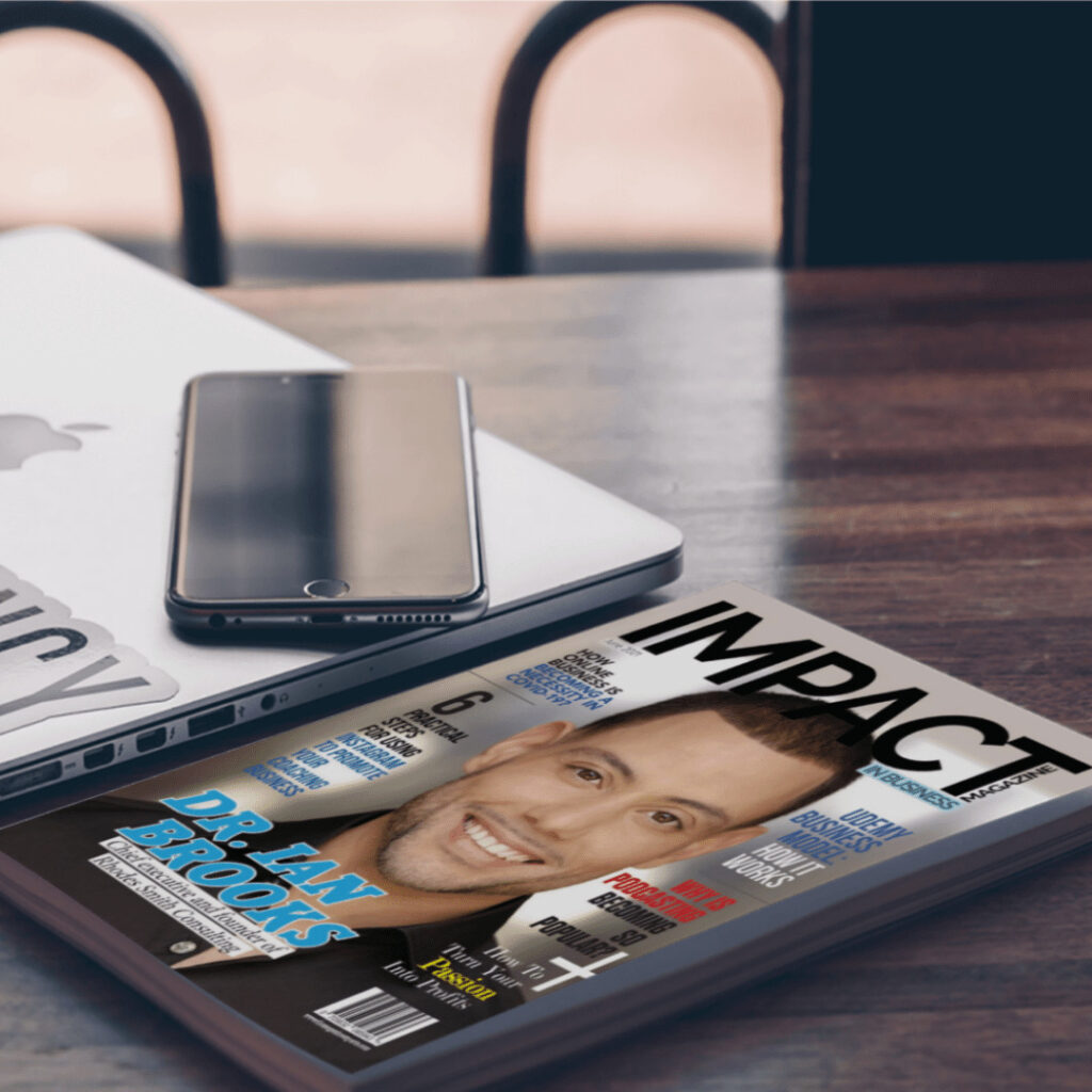 Impact Magazine Ian Brooks