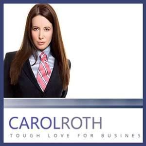 Carol Roth Tough Love for Business Logo
