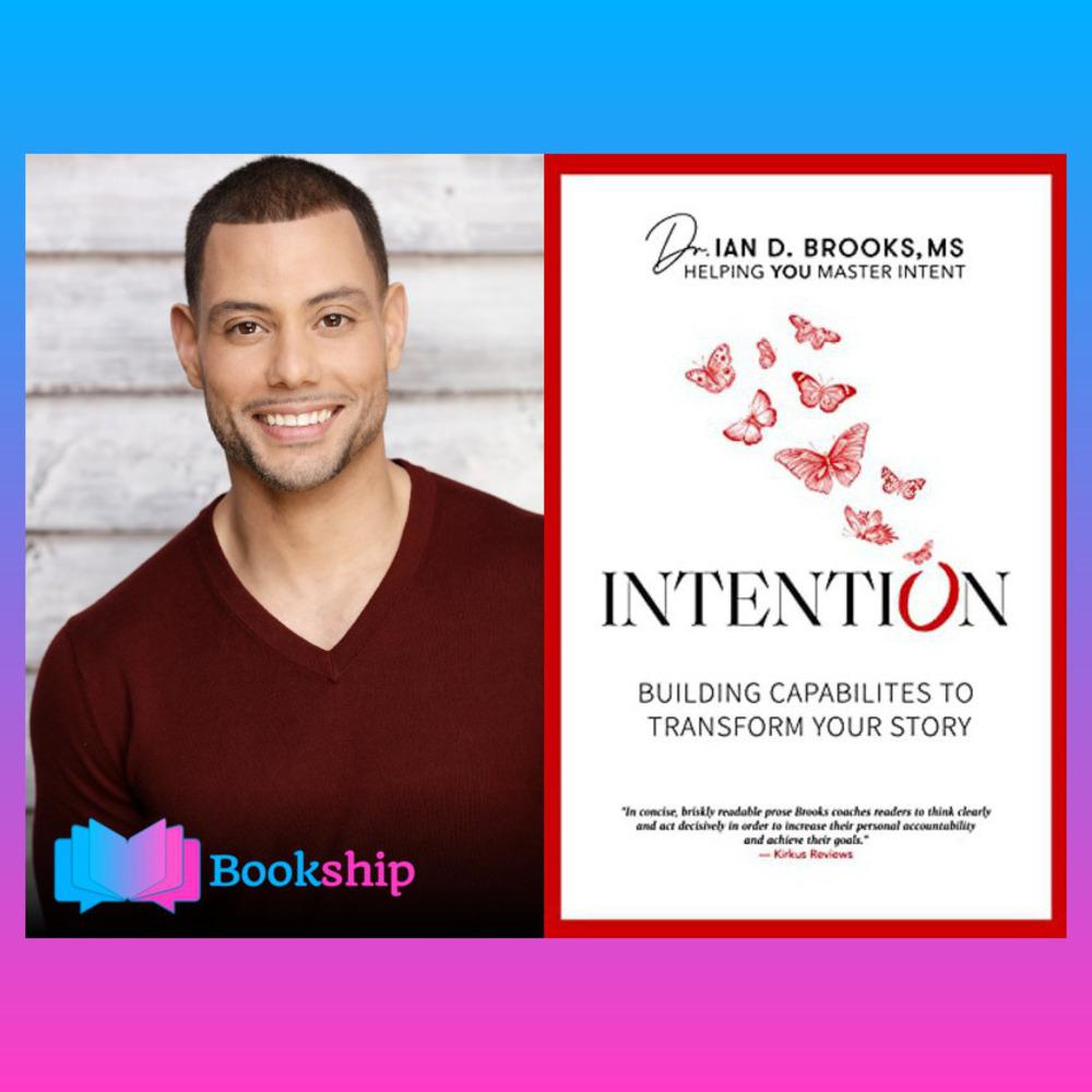 Bookship Dr. Ian Brooks