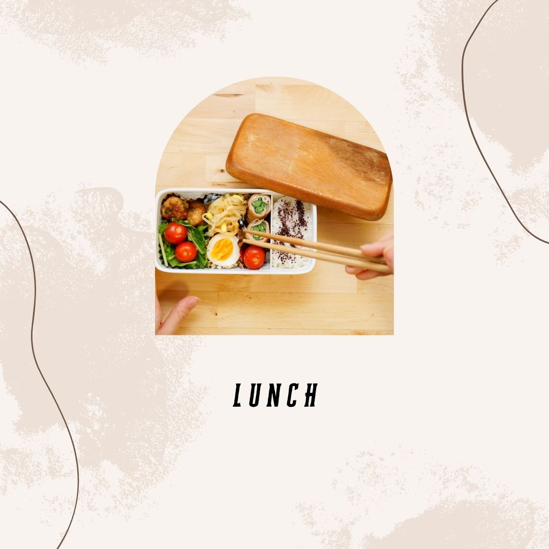 10. Lunch