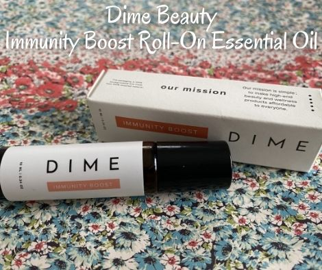 2. Dime Beauty - Immunity Boost Roll-On Essential Oil
