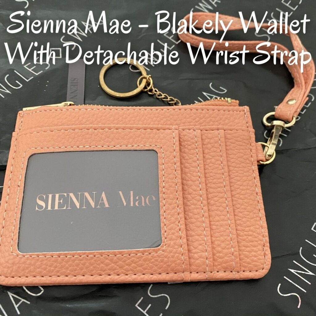 Sienna Mae - Blakely Wallet With Detachable Wrist Strap