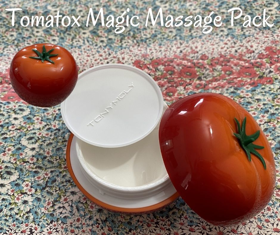 Tomatox Magic Massage Pack