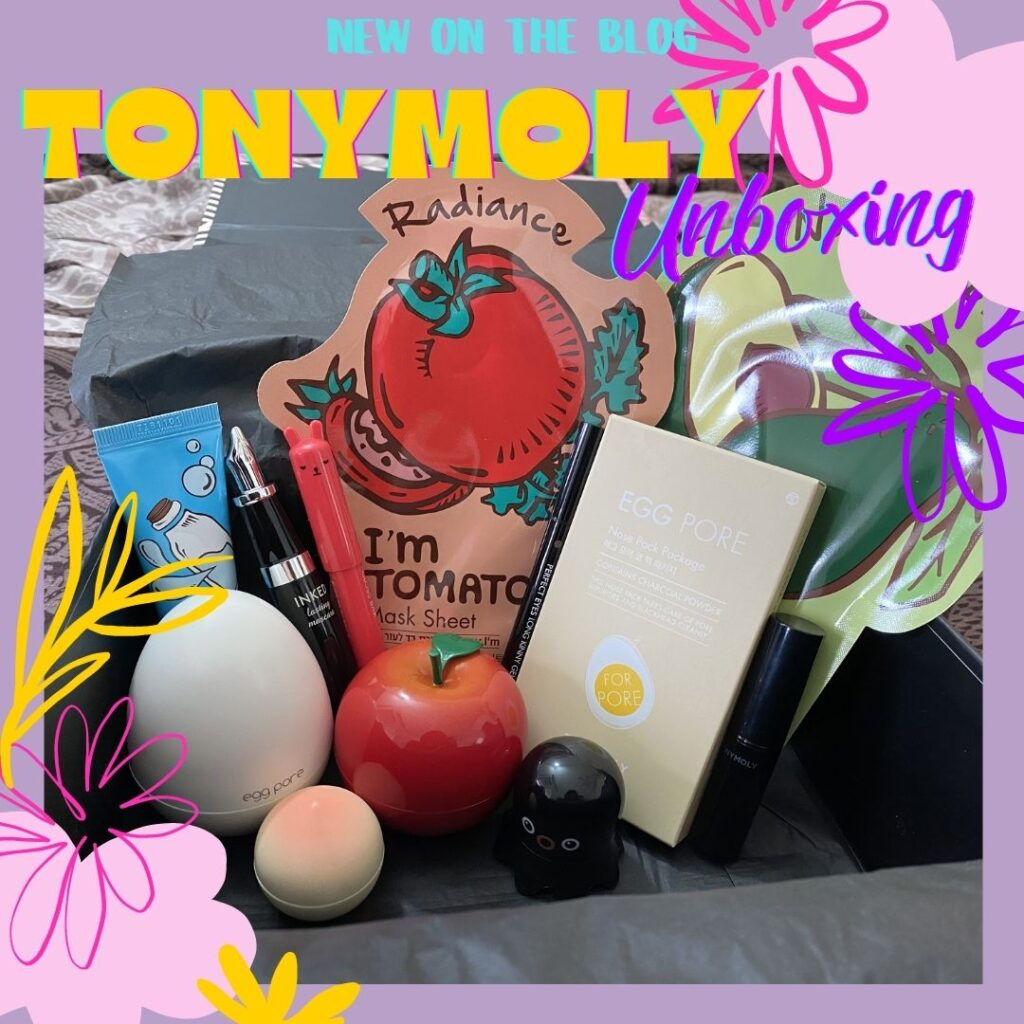 TONYMOLY December Subscription Box Unboxing