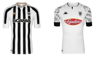 Maillot Angers SCO 2020-2021