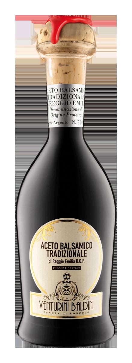 ARGENTO | Aceto Balsamico Tradizionale di Reggio Emilia DOP
