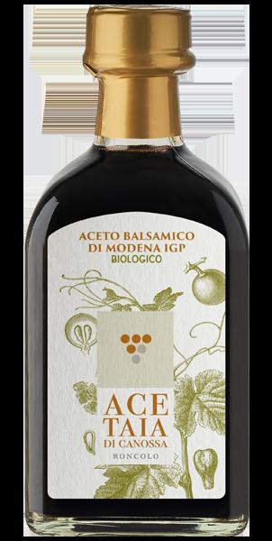 Aceto Balsamico di Modena IGP Biologico | Acetaia di Canossa | Venturini Baldini