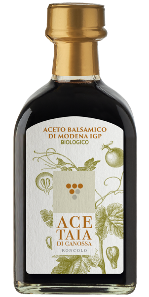 Aceto Balsamico di Modena IGP Biologico   Acetaia di Canossa   Venturini Baldini