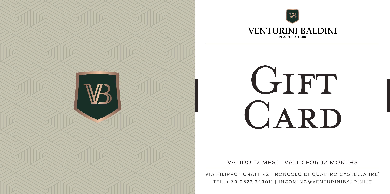 Gift Card 50,00 €