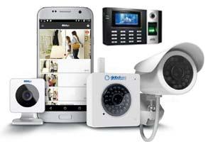 CCTV & Bio-matrix Products