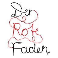 Logo der Textilwerkstatt DerRoteFaden in Potsdam