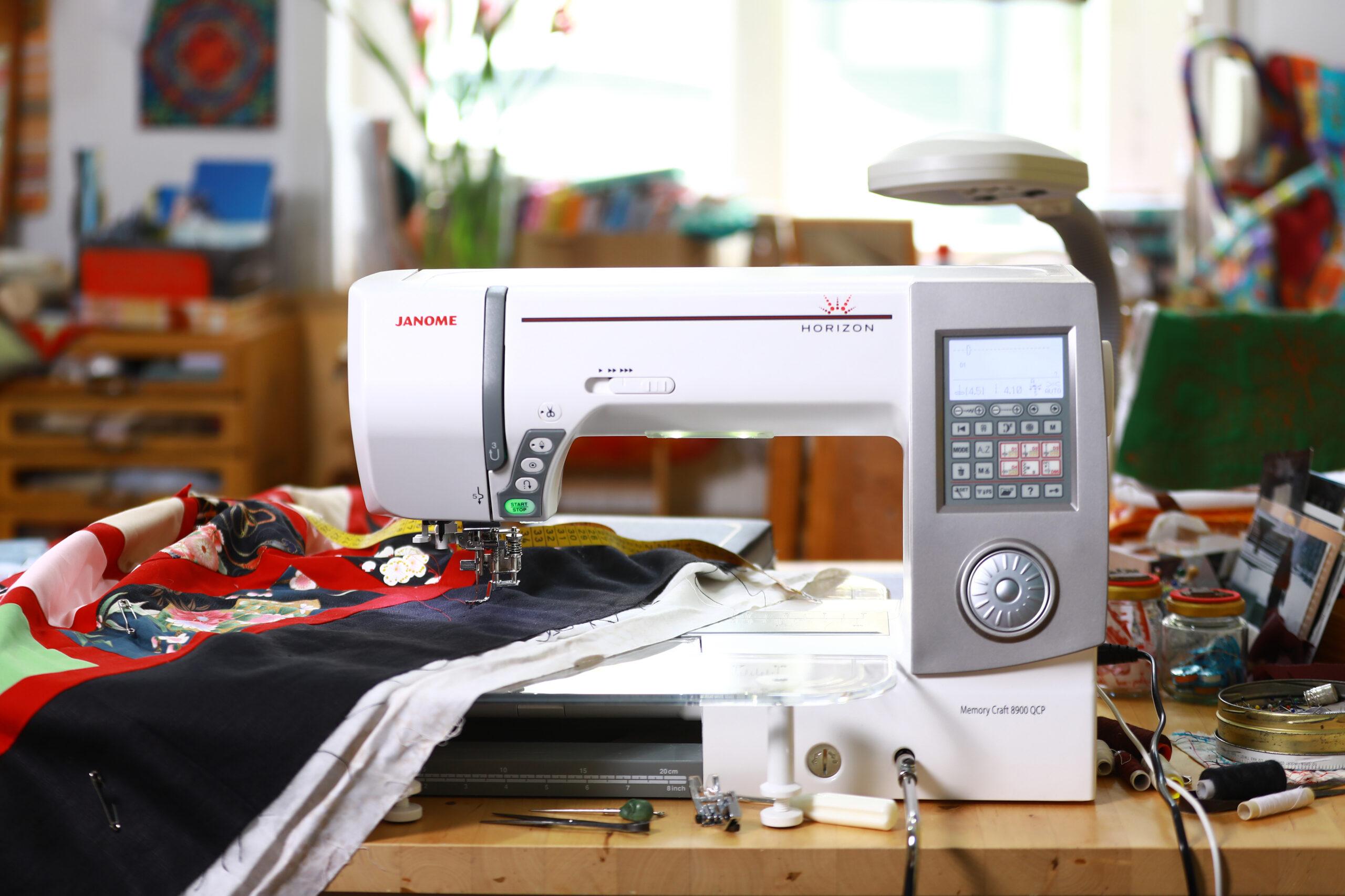 DerRoteFaden berät und unterstützt Sie beim Kauf Ihrer Nähmaschine.