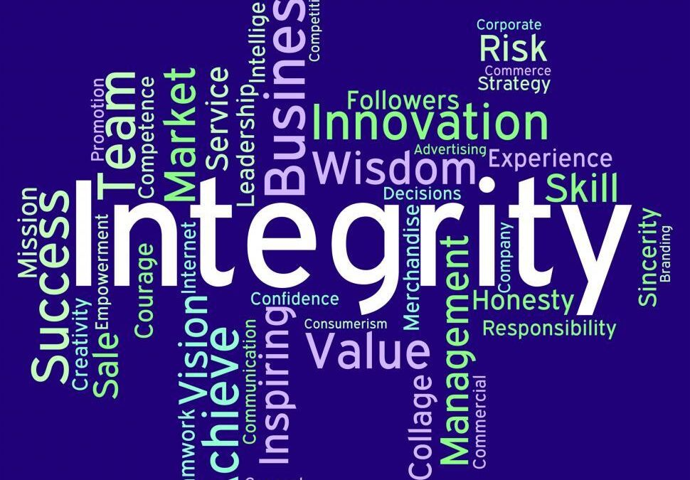 The Power Behind Organisational Integrity