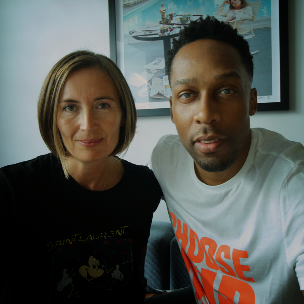 Jo Charrington and Lemar sit down to talk about her journey in music and how an ad in music week magazine changed her life.