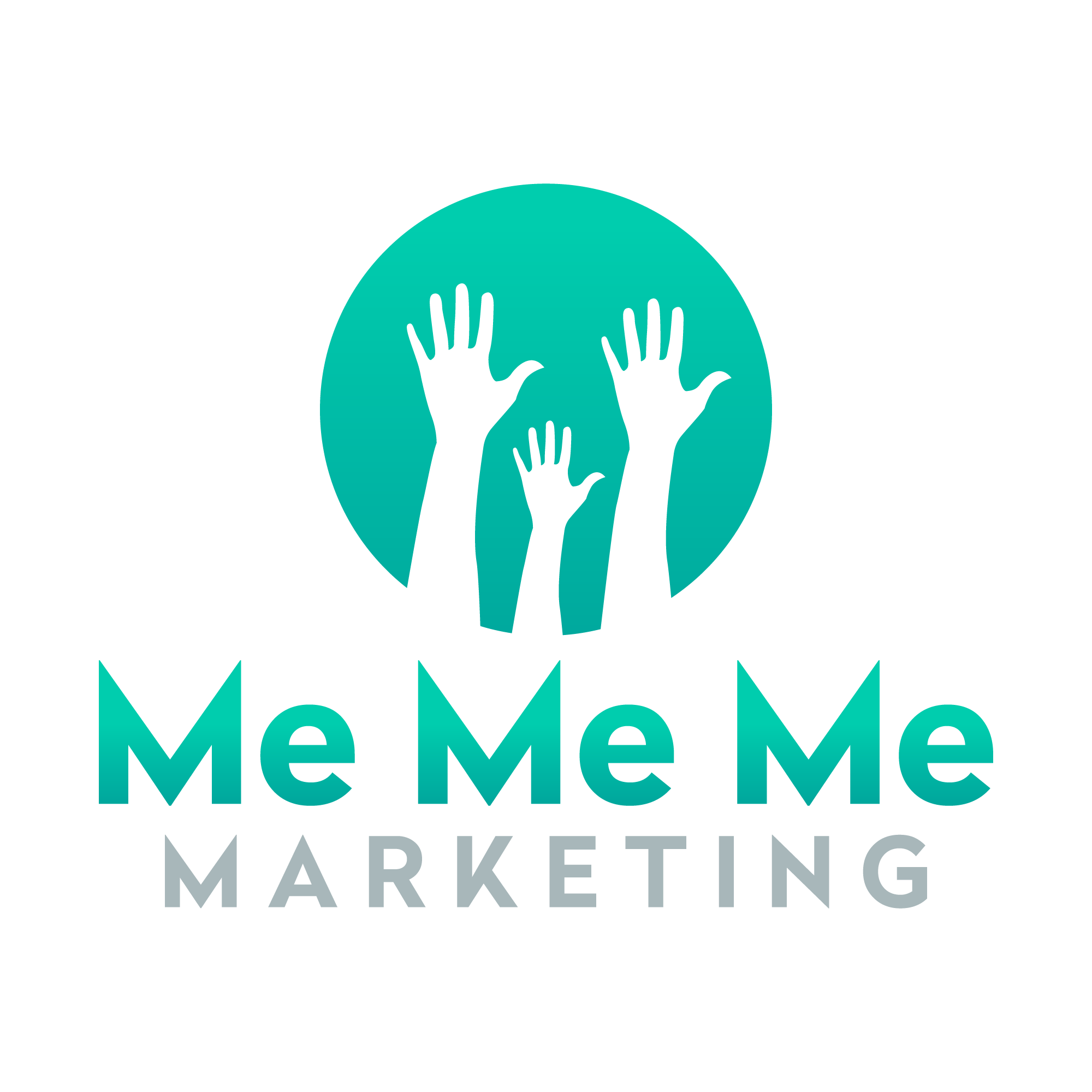 Me Me Me Marketing logo
