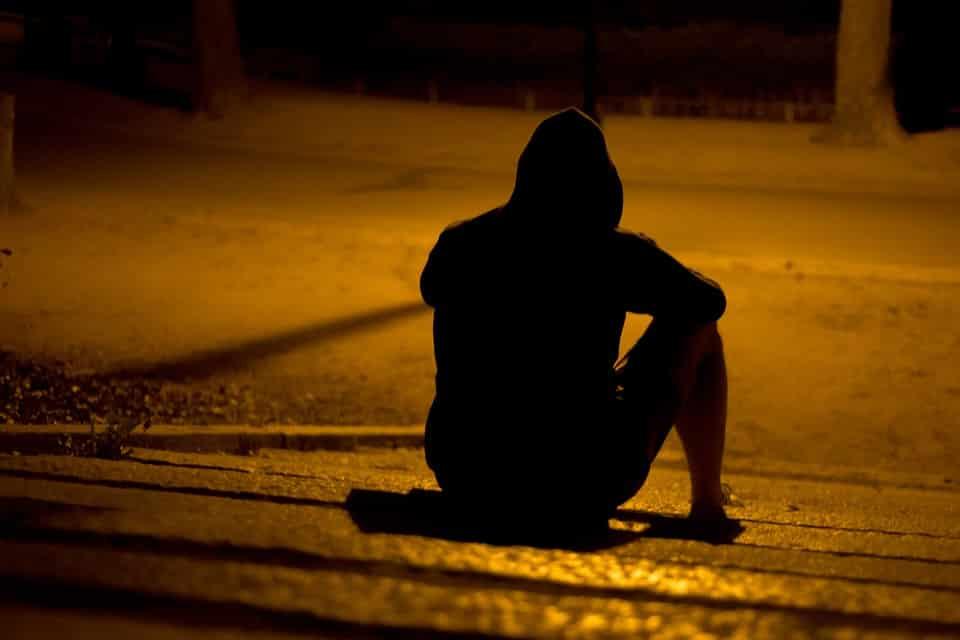 इंतेज़ार - Lonely man