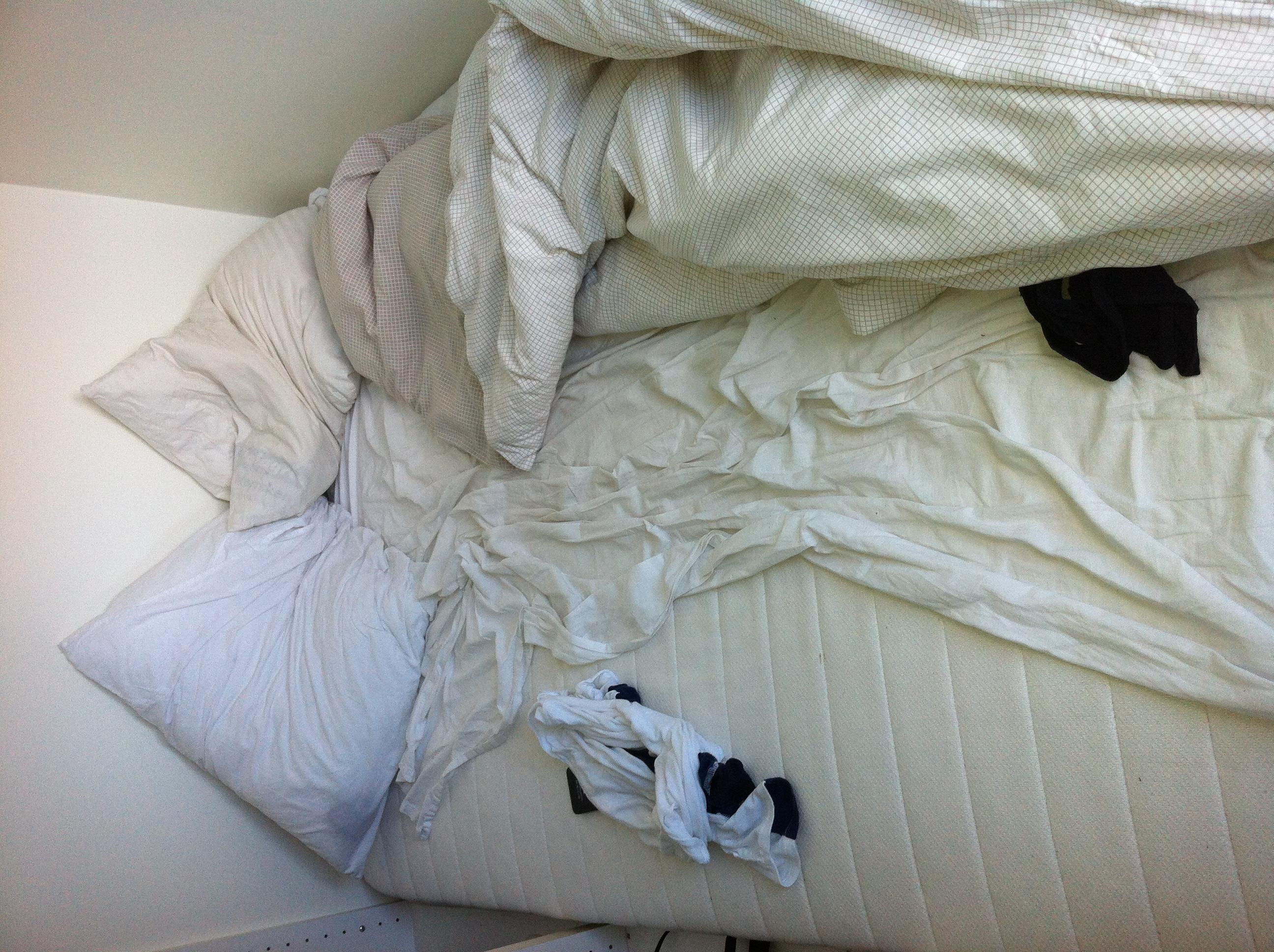 मैं, bedding