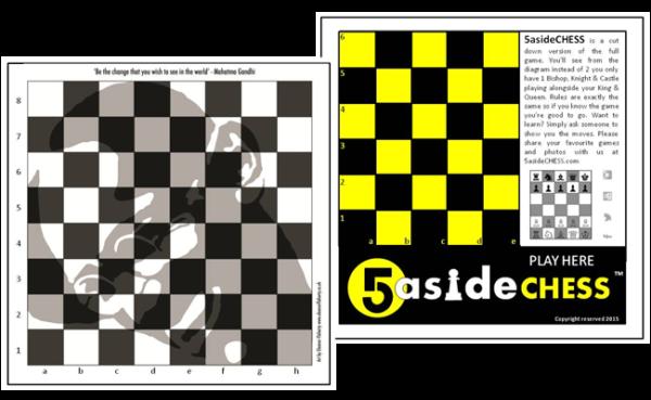 chess bag travel 5asidechess