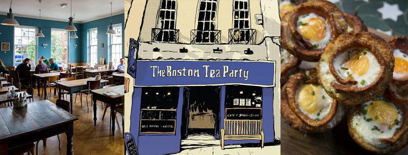 boston tea party, mental health