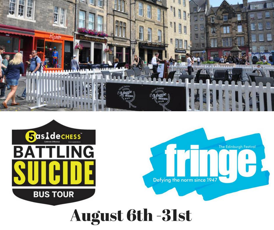 Battling Suicide Fringe Festival